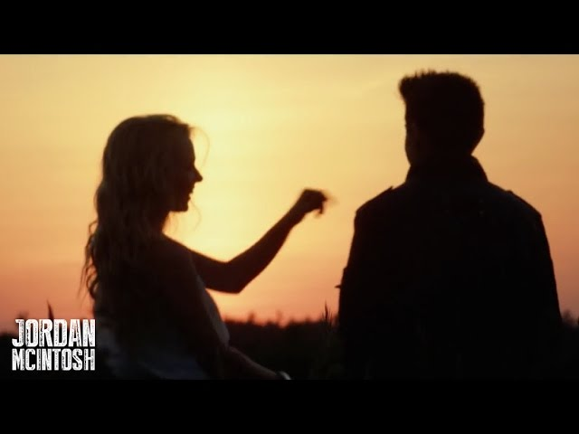 Jordan McIntosh - Grew Up in a Country Song (Official Music Video)