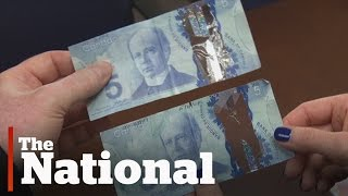 Counterfeiters perplexed by Canada