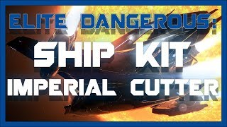 Imperial Cutter Ship Kit - Elite: Dangerous