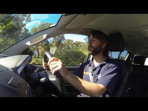 Isuzu MU-X LS-T   2014 Car Review   NRMA Drivers Seat