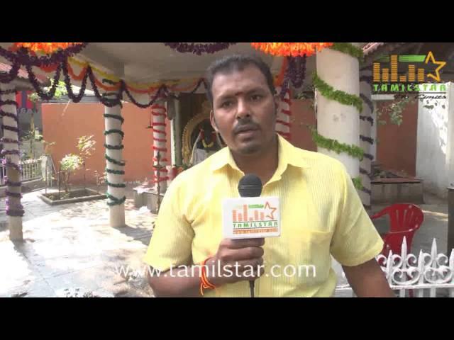 Velpaari at Thayin Madiyil Movie Launch