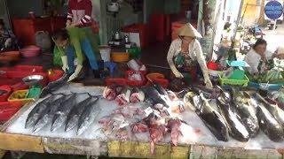Chợ Dương Đông-Phú Quốc thiên đường hải sản tươi sống -P2/Vietnamese market
