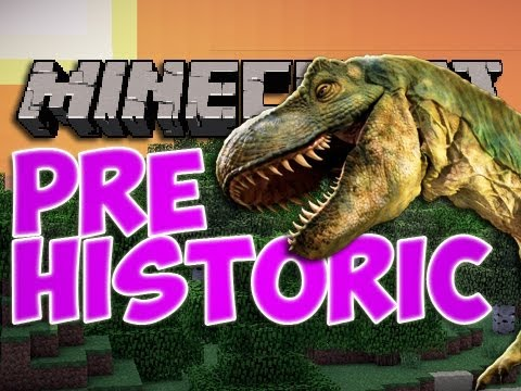 Minecraft Mods | Episode 691 | PRE-HISTORIC | iPodmail | 1.3.2