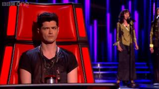 The Voice UK 2013 - Carla and Barbara