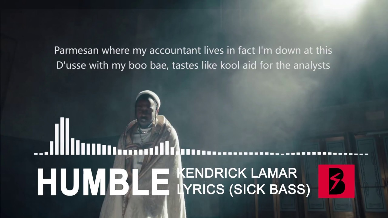 humble lyrics kendrick