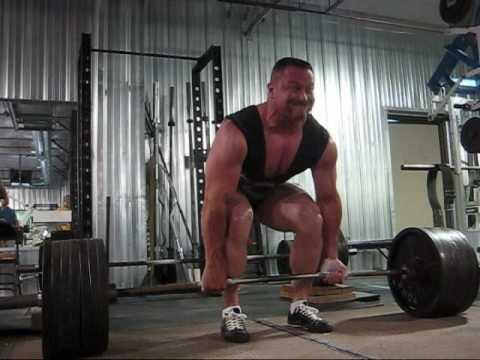 Big Iron Deadlift Training 5-27-09 Image 1