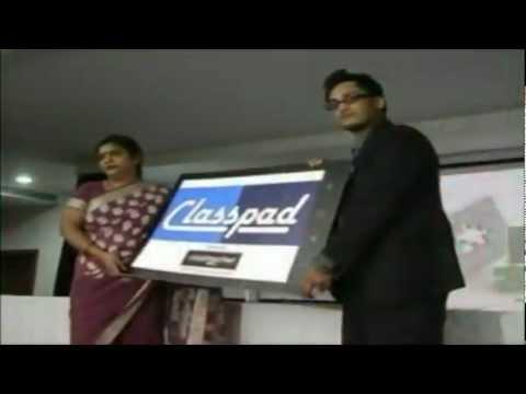 Classpad Educational Tablet | Ahmedabad Launch | TIME News | 13-06-2012