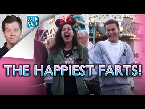 The Happiest Farts On Earth!