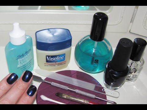 � How to: The Perfect Salon Manicure!
