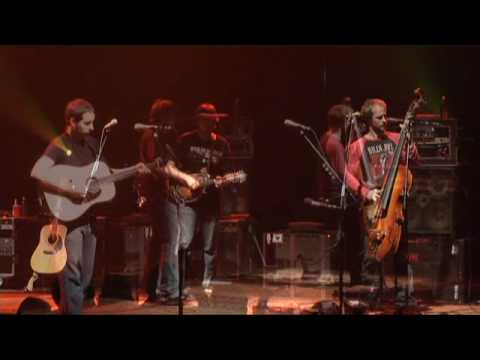Yonder Mountain String Band - Two Hits And The Joint Tuned Brown