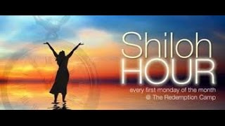 RCCG OCTOBER 2016 SHILOH HOUR