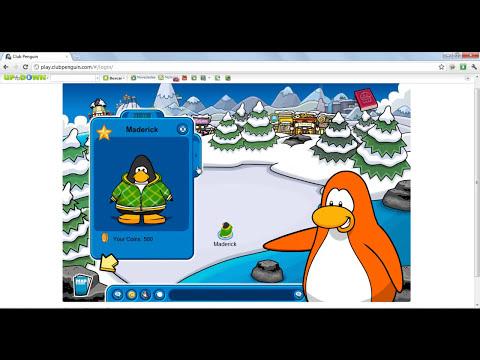 Codigos para Desbloquear Ropa Club penguin