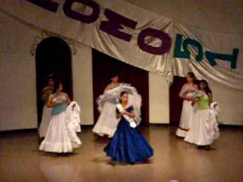 Semana del Colegio La Consolación 09: Dama Antañona Venezuela