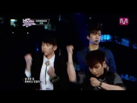 2PM_    (Comeback When You Hear This Song by 2PM@M COUNTDOWN 2013.5.16)