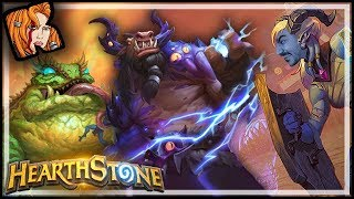 Reddit Said This Is The CRAZIEST Game EVER! - Rastakhan's Rumble Hearthstone