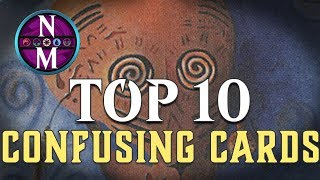 MTG Top 10: MOST Confusing Cards