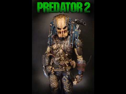 Hot Toys - Elder Predator 2.0 Version - Figure Review
