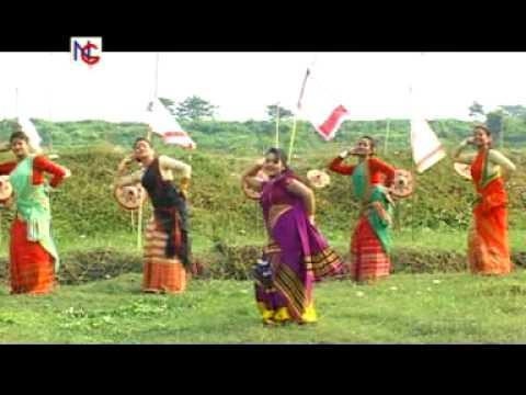Assamese Bihu song-JUNMONI 2012 MADHURI
