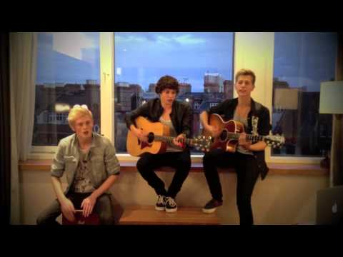 The Vamps - Vegas Girl (Conor Maynard Cover) (Live)