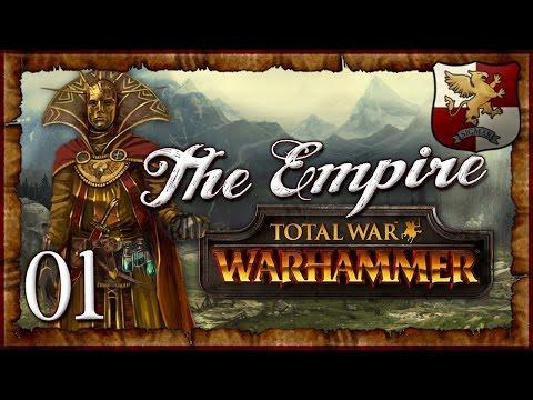[1] Total War: Warhammer (The Empire) Campaign Walkthrough w/ SurrealBeliefs