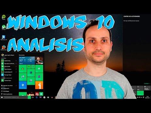 ANALISIS WINDOWS 10