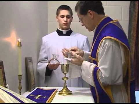 FSSP Vocation Seminary Video (1/3)