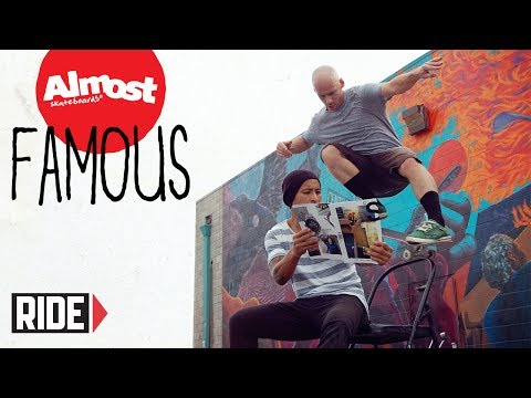 Almost Famous Ep 1 - Youness Amrani, Daewon Song, Chris Haslam Cooper Wilt & More