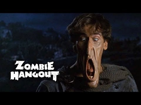 Army Of Darkness - Zombie Clips 4/10 Three Necronomicons(1992) Zombie Hangout