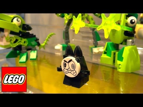 Lego Mixels full sets review - Flain. Vulk. Zorch. Krader. Seismo. Shuff. Telso. Zaptor. Volectro