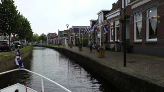 Bruggen in Oldeboarn