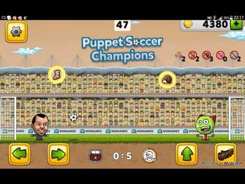 Gry Z Tableta #1 Piłka Nożna Głowami