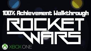 Rocket Wars (Xbox One) Achievement Walkthrough