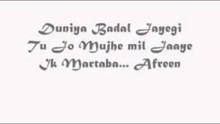 download lagu Aazaan   Afreen    Youtube gratis