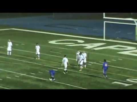 Cape Henlopen High School V Sussex Central 2012.mp4
