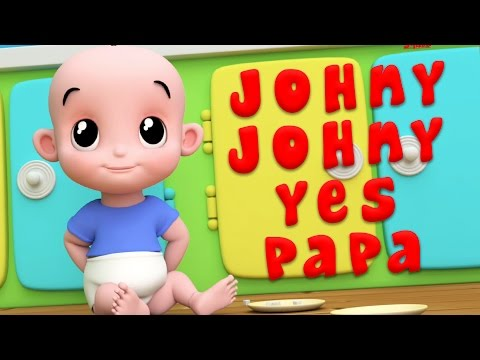 johny johny yes papa | kids rhymes | kids songs | 3d rhymes | junior squad