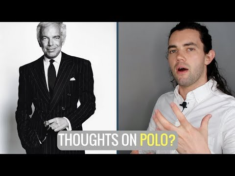 What Makes Ralph Lauren A Good Fashion Designer? | Upswing Spotlight