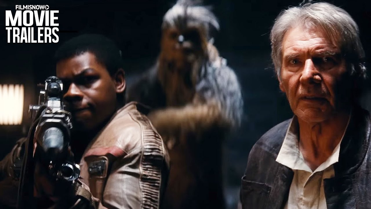 Get a sneak peek of the Star Wars: The Force Awakens deleted scenes | Teaser [HD]