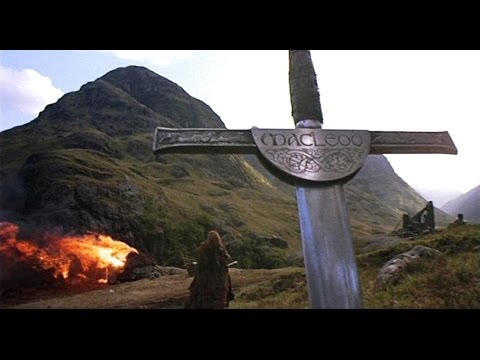 Official Trailer: Highlander (1986)