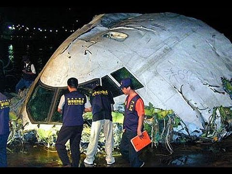 China Airlines Flight 611 - Scratching The Surface