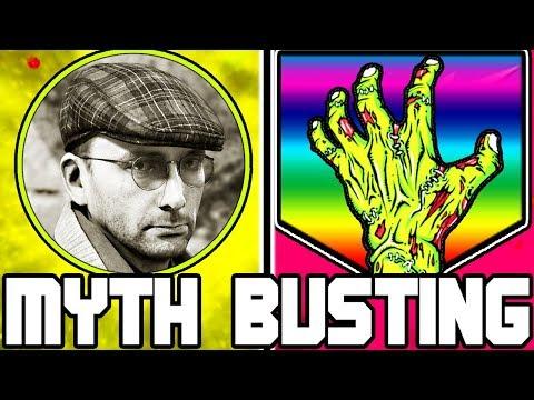 SECRET HIDDEN PERKS!!! | CALL OF DUTY ZOMBIES | MYTH BUSTING MONDAYS #106