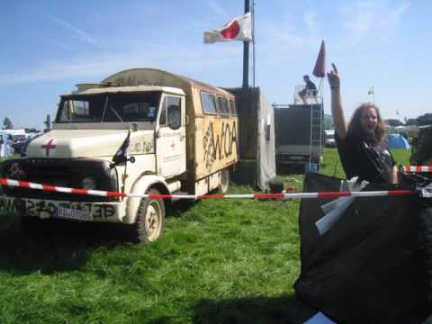 Wacken 2008 - Campground 1