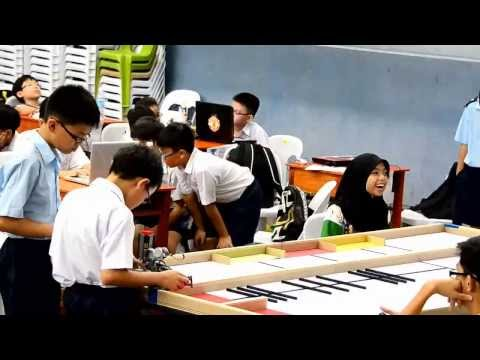 National Robotic Competition 2013 Malaysia (Sabah)_part 4 of 6 _category A