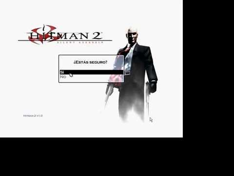 reparar error  Unable to find main.ini  hitman 2