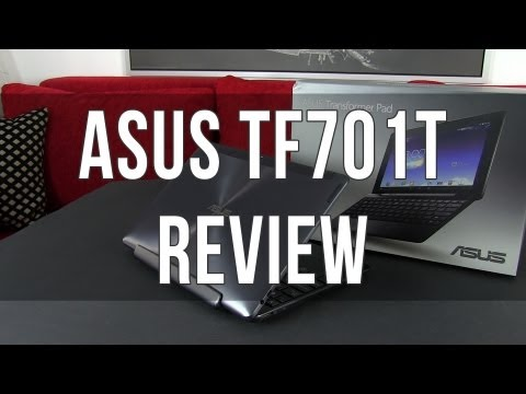 Asus Transformer Pad TF701T review