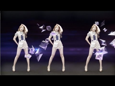 4MINUTE - Love Tension MV
