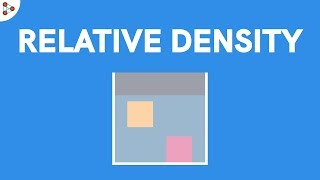 Physics - What is Relative Density?