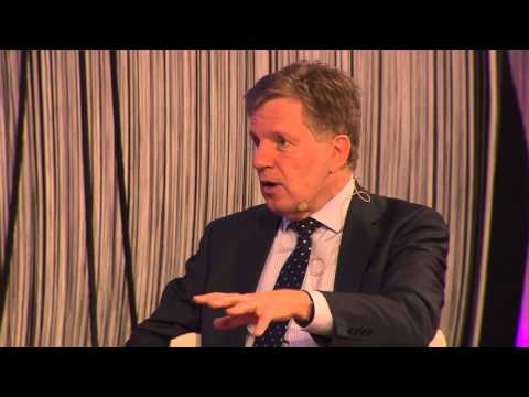 The Future of the Work - Work of the Future: Interview with Stuart Parkin and Esko Aho