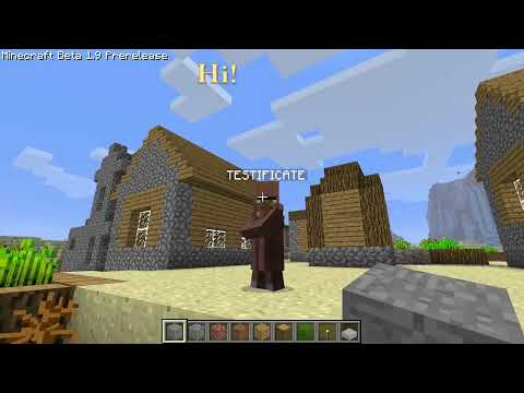 Minecraft 1.9 New Stuff pt.2