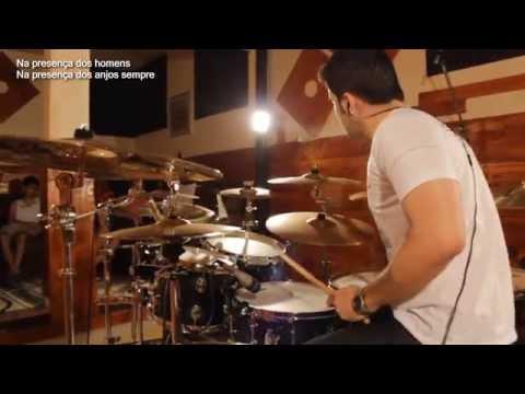 Jesse - Renascer Praise - Mil Graus - Drum Cover (em HD)