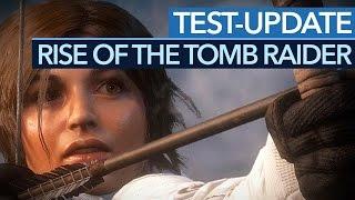 Rise of the Tomb Raider  - Test der PC-Version